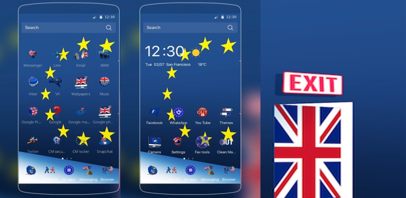 Brexit Theme Brexit Collection Amazing Wallpapers Themes