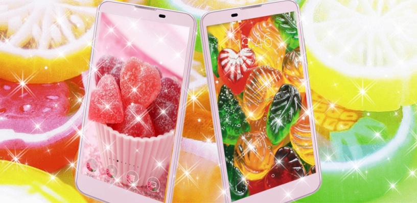 Sweet Candy Wallpaper HD